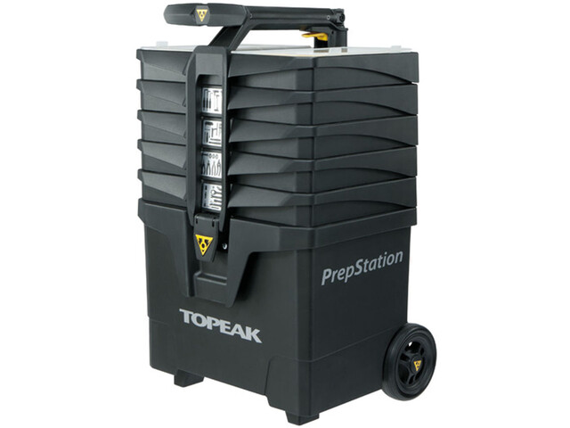 Topeak PrepStation Tool Trolley without tools